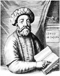 Portrait of Sabbatai Zevi