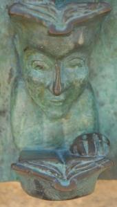 Detail from Bruce Krebs, De generation en generation, La Rochelle