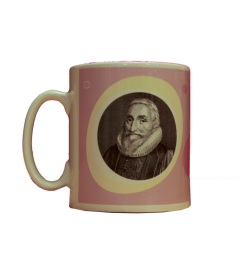 Mug featuring William Alabaster