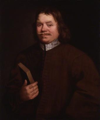 Portrait of John Bunyan