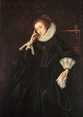 Lucy Russell, Countess of Bedford